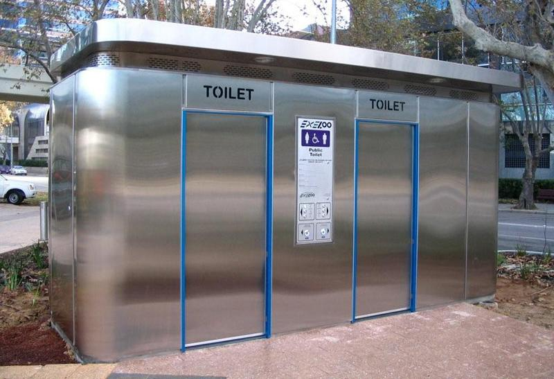 Wc Innovations Automated Public Toilets Exeloo